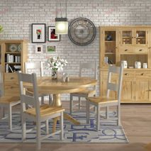 Tuscany Oak Living & Dining
