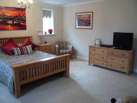 Case Study – Ash Bedroom